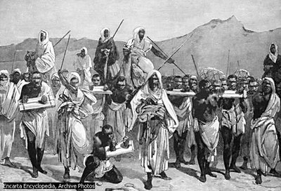 Arab Slaver raiders