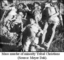 Bangladesh 1971 mass-grave of murdered minorities