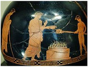 animal-sacrifice-to-god-inochoe-ancient-greece