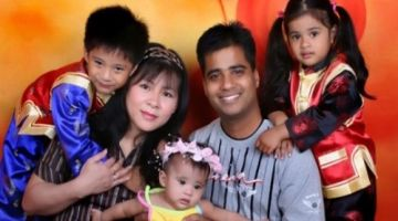 imran-firasat-family-children