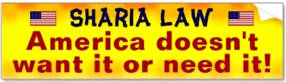 no-sharia-law-in america