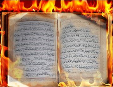 quran-burning and muslim outrage