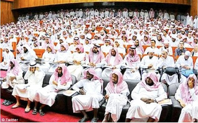 place of women-in-society- conference saudi