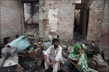 Gojra massacre of Christian in Pakistan: Trail of carnage and destruction